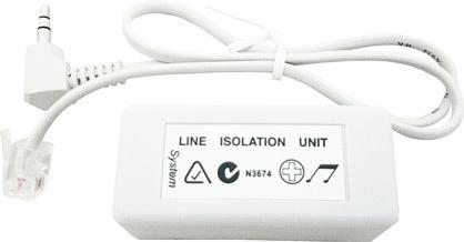 line isolation unit